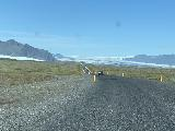 Drive_to_Fjallsarlon_005_iPhone_08082021 - Context of the Ring Road leading closer to the terminus of the glaciers responsible for both Fjallsarlon and Jokulsarlon