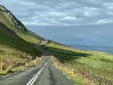 Drive_to_Glaumbaer_013_iPhone_08152021 - Continuing on the scenic coastal drive around the Trollskagi Peninsula as we were heading west now
