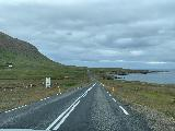 Drive_to_Glaumbaer_084_iPhone_08152021 - Continuing along the scenic coastal drive along the Trollskagi Peninsula as we were entering some cloudy weather en route to Glaumbaer