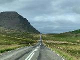 Drive_to_Glaumbaer_088_iPhone_08152021 - Still making our way past some attractive mountains towards Glaumbaer via the Trollskagi Peninsula