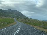 Drive_to_Glaumbaer_104_iPhone_08152021 - Still making our way past some attractive mountains towards Glaumbaer via the Trollskagi Peninsula