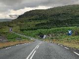 Drive_to_Glymur_003_iPhone_08052021 - Descending towards the familiar Sjavarfoss