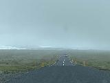Drive_to_Jokulsarlon_034_iPhone_08092021 - Now immersed in the blanket of fog while both Fjallsarlon and Jokulsarlon were barely visible