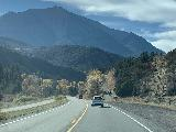 Drive_to_Marble_015_iPhone_10182020 - Driving back towards the imposing mountains along the Hwy 133 en route to Marble