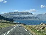 Drive_to_Nykurhylsfoss_007_iPhone_08092021 - We were getting close to Nykurhylsfoss as we were following along the Berufjörður