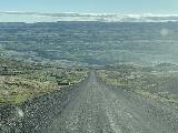 Drive_to_Seydisfjordur_007_iPhone_08092021 - Making it up to the moorish highlands beyond the Breiddalsheidi Pass