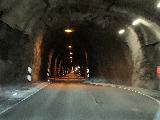Drive_to_Siglufjordur_076_iPhone_08142021 - Passing through the single-lane tunnel where we had to make use of these pullout bays to let the southbound traffic pass