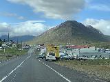 Drive_to_Siglufjordur_092_iPhone_08142021 - Passing through the town of Olafsjordur at 30km/h en route to Siglufjordur