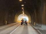 Drive_to_Siglufjordur_103_iPhone_08142021 - Inside one of the tunnels leading to Siglufjordur