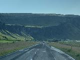 Drive_to_Skaftafell_008_iPhone_08082021 - Looking ahead towards Foss a Sidu