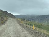 Drive_to_Snaefellsness_066_iPhone_08172021 - Still driving the unpaved Road 54 along the Alftafjordur as the weather seemed to be deteriorating the further west we went