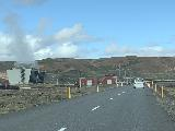 Drive_to_Stora_Viti_015_iPhone_08132021 - Driving past the Krafla Geothermal Plant on the way up to Stora Viti