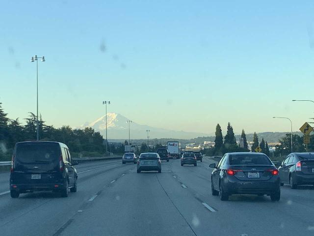Drive_to_Walupt_Falls_001_iPhone_06212021 - Heading south on the I-5 from Seattle