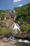 Dudhsagar_010_11122009 - Our first look at Dudhsagar Falls
