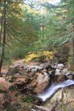 Dunn_Falls_019_10032013 - Looking across another cascade seen along the Cascades Trail en route to the Lower Dunn Falls