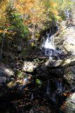 Dunn_Falls_129_10032013 - An awkward first look up at the Upper Dunn Falls