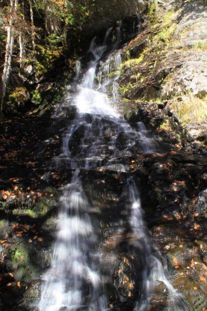 Dunn_Falls_144_10032013 - Frontal look at the hidden Upper Dunn Falls