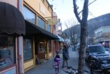 Durango_008_04152017 - Julie and Tahia strolling around downtown Durango while killing time before our dinner reservation