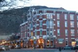 Durango_029_04152017 - Now looking at the Strater Hotel in downtown Durango with a bit more ambient lighting at twilight