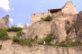Durnstein_197_07072018 - Last look back up at the castle ruins above Durnstein