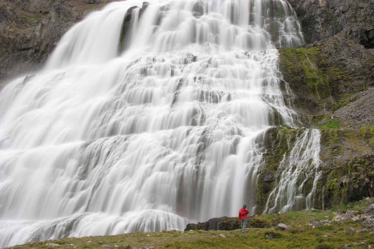 West Region/Westfjords Waterfall