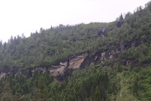 Dyrvedalen_011_06282019 - Looking towards what I thought was Siseljafossen on the Fosselvi Stream during a drier visit in June 2019