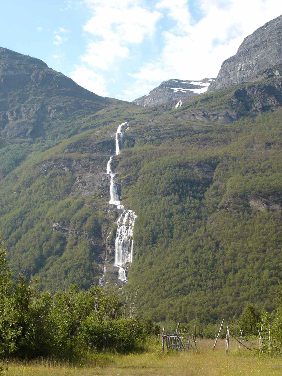 More direct look at what I'm calling 'Oksefossen'