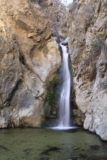 Eaton_Canyon_048_02042012 - A different look at the falls than before