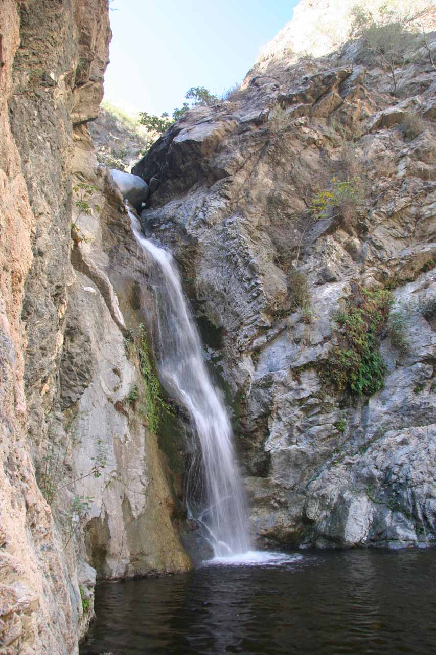 9. EATON CANYON FALLS [Altadena, Los Angeles County]