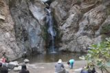Eaton_Canyon_Falls_052_12102016 - Back at Eaton Canyon Falls, which was less crowded that we were used to probably due to our late arrival
