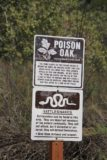 Eaton_Canyon_Falls_14_026_04062014 - Closer look at the sign pointing out rattlesnakes and poison oak