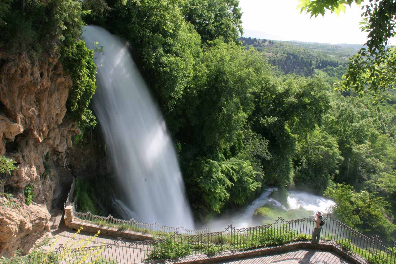 Karanos - one of the Edessa Waterfalls