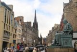 Edinburgh_059_08212014 - Sun starting to come out near the St Giles Cathedral