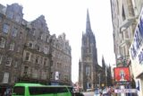 Edinburgh_077_08212014 - Looking towards some impressive church next to the Scottish Whisky Experience