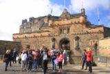 Edinburgh_107_08212014 - The Castle Esplanade at the Edinburgh Castle