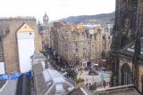Edinburgh_146_08212014 - Looking towards St Giles Cathedral and the Royal Mile from Camera Obscura