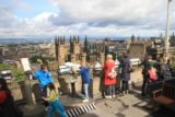 Edinburgh_148_08212014 - Context of the top of Camera Obscura and the views to be had