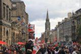 Edinburgh_650_08222014 - Back at the happening Royal Mile again