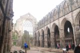 Edinburgh_738_08222014 - The ruins of the abbey at the Palace of the Holyroodhouse
