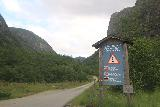 Eidfjord_kommune_007_06232019 - Now there was a multi-lingual sign for the Hjolmo Fjellvei