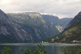 Eidfjord_kommune_011_06232019 - Looking across what I think was the Eidfjordvatnet as I was headed back to Eidfjord and ultimately back to Odda