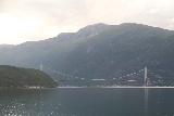 Eidfjord_kommune_023_06232019 - Looking towards the Hardanger Bridge, which we definitely didn't exist back when we first visited Norway in 2005
