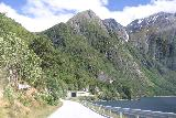 Eikesdalen_031_07162019 - Following along the narrow Fv6012 Road along the eastern shores of Eikesdalsvatnet as I was pursuing Mardalsfossen
