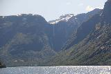 Eikesdalen_047_07162019 - First look at the entirety of Mardalsfossen though it was against the sun