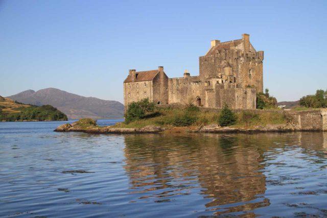 Eilean_Donan_Castle_015_08252014 - The beautiful Eilean Donan Castle