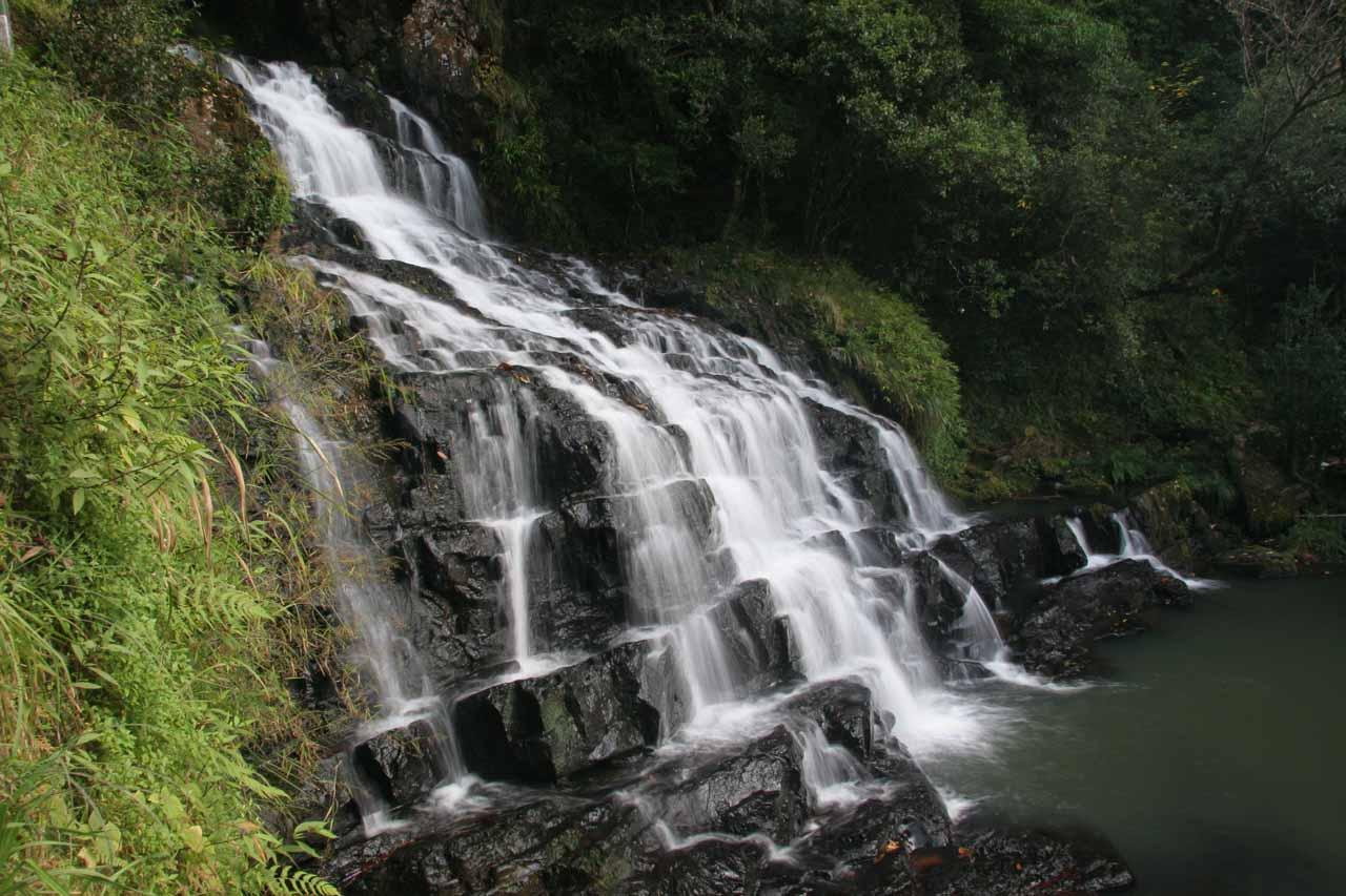 Meghalaya Tourist Places Elephant Falls