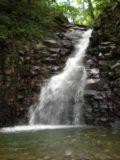 Enbas_Saut_Falls_002_jx_11292008 - Looking directly at the Enbas Saut Falls