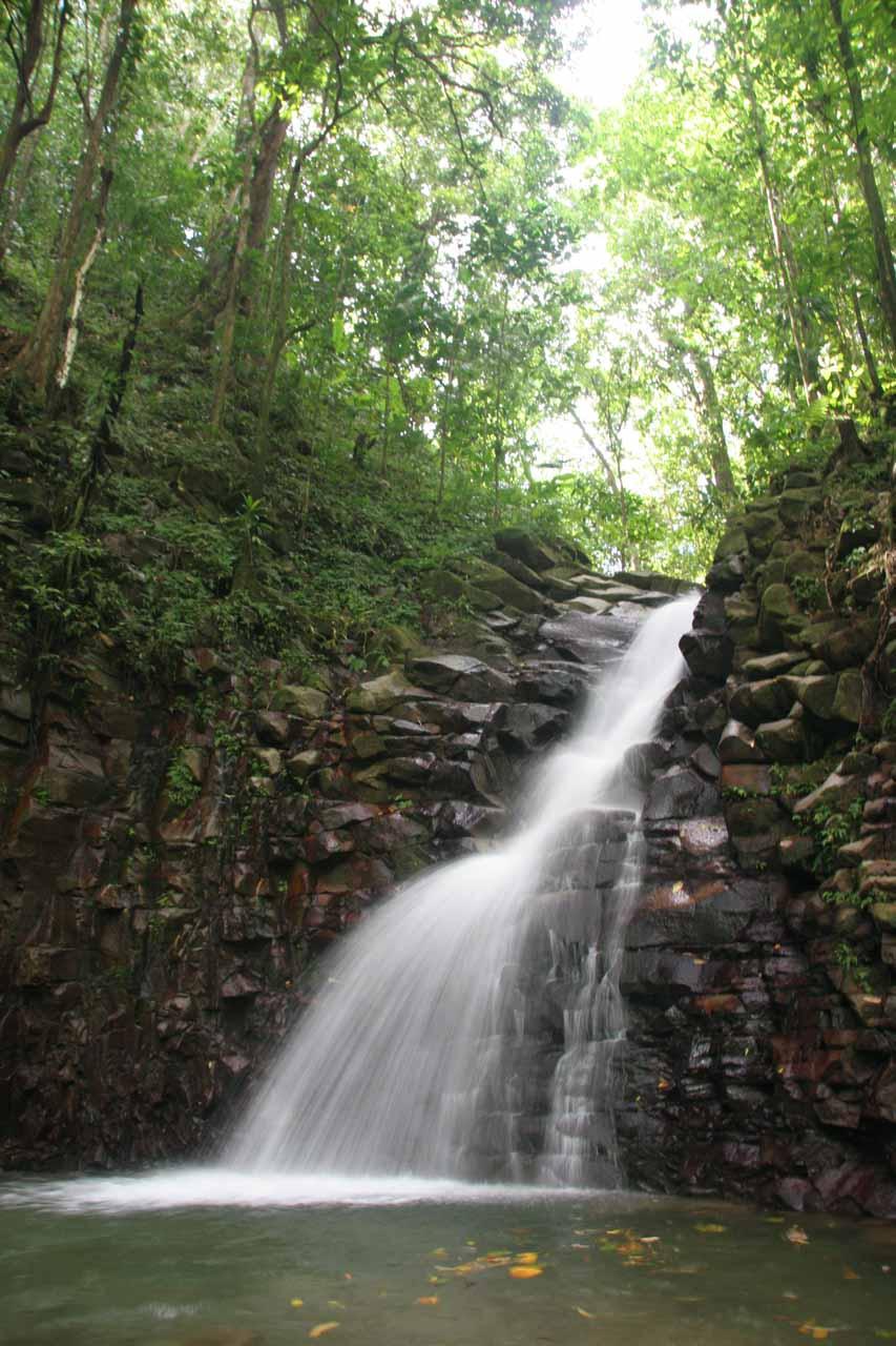 Enbas Saut Falls