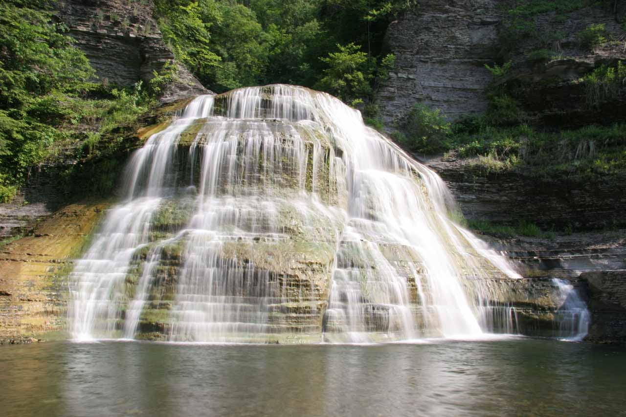Lower Falls (also known as Enfield Falls)