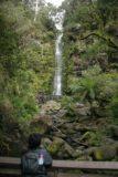 Erskine_Falls_015_11162006 - Julie checking out Erskine Falls
